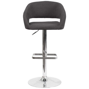 Tonkin Adjustable Height Swivel Bar Stool Cool