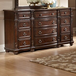 Hillcrest Manor 12 Drawer Dresser