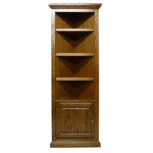 Leach Corner Bookcase
