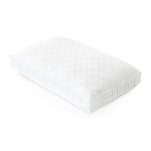 Gel Convolution Memory Foam Pillow by Alwyn Home Great price