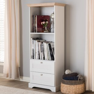 Johnstone Standard Bookcase Red Barrel Studio