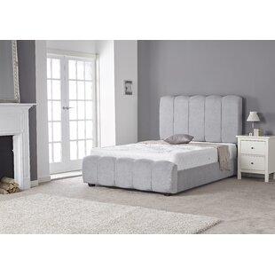 Deals Hockenberry Upholstered Bed Frame