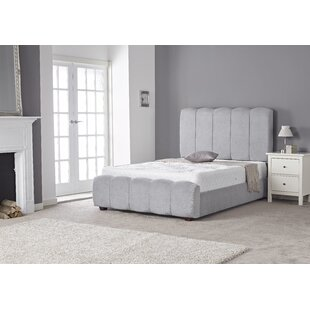 Hockenberry Upholstered Bed Frame By Ophelia & Co.