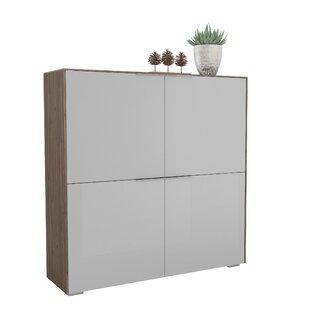 Ramonita 30 Pair Shoe Storage Cabinet By Ebern Designs