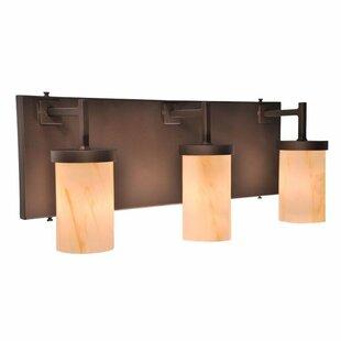 Steel Partners Corona 3-Light Vanity Light
