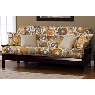 Arledge Maze Box Cushion Futon Slipcover