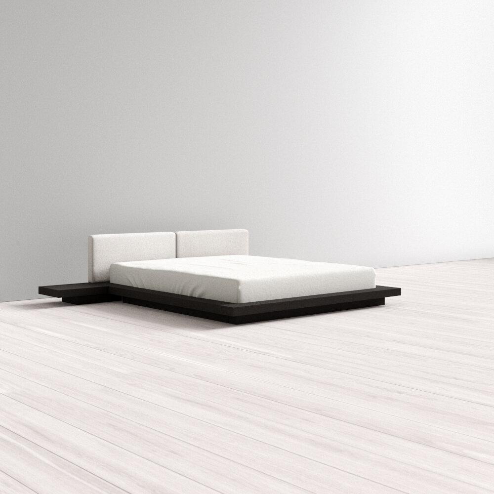 California King Sleek Chic Modern Beds You Ll Love In 2021 Wayfair