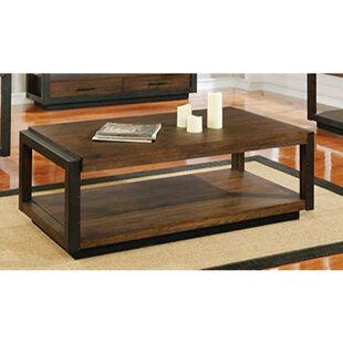 Koda Cottage Coffee Table by 17 Stories