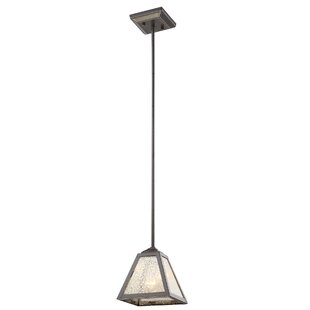 Bryar 1-Light Square/Rectangle Pendant by Darby Home Co