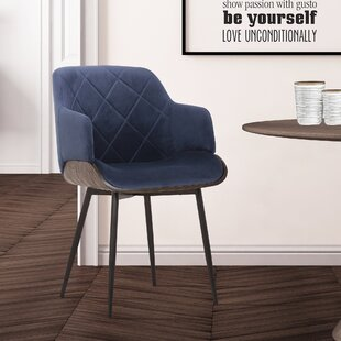 Brannum Upholstered Dining Chair Wrought Studio
