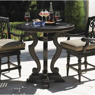 Kingstown Sedona Metal Bistro Table by Tommy Bahama Outdoor