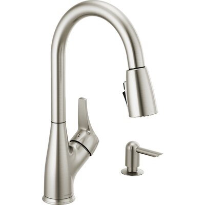 Delta Gold Pull Down Faucet Pull Down Gold Delta Faucet