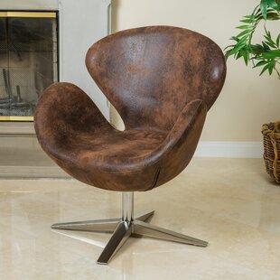 Loon Peak Coram Modern Lounge Chair