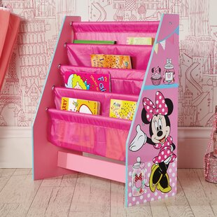 Elva Minnie Mouse Sling 60cm Bookcase By Mickey Mouse & Friends