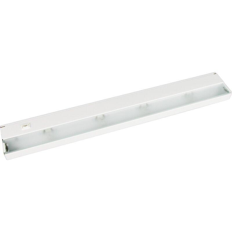 Progress Lighting Hide A Lite 24 Xenon Under Cabinet Bar Light Wayfair
