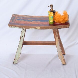 Ship2Shape Satori Recycled Boat Bench by EcoDecors