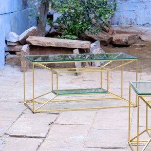 Onique Floating Coffee Table by Rosdorf Park Reviews