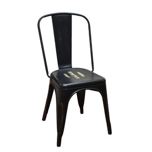 Stackable Steel Side Chair by DHC Furniture