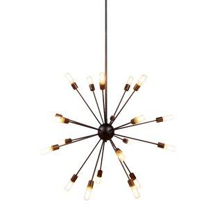 Corrigan Studio Ashe 20-Light Sputnik Chandelier