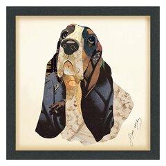 Basset Hound Decor Wayfair