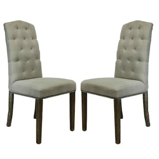 Lorinda Classic Upholstered Dining Chair (Set of 2) DarHome Co