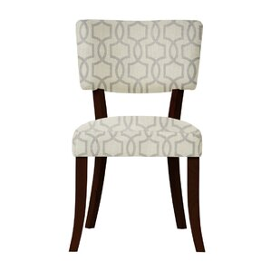 Petra Beige Fabric Side Chair (Set of 2) by Darby Home Co