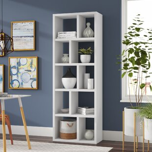 Varga Geometric Bookcase