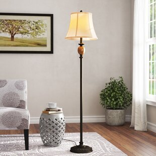 Great choice Borowski 61 Floor Lamp By Three Posts