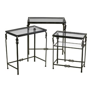 Dupont Occasional 3 Piece Nesting Tables by Cyan Design