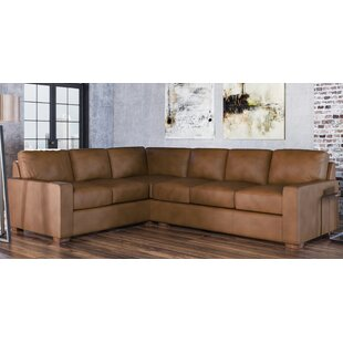 Blanca Leather Sectional