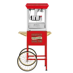 10 Oz. Popper Popcorn Machine