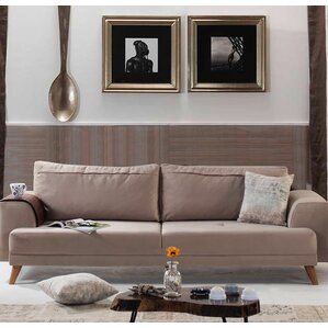 Zara Sofa by Perla Furniture