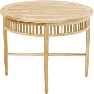 Buy Cheap Hobkirk Teak Dining Table