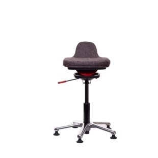 Ariel Height Adjustable Active Stool