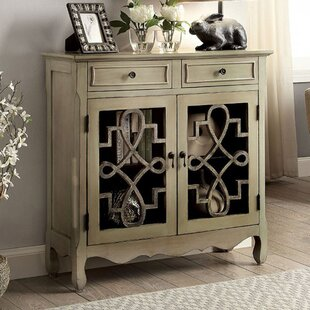 Aridas 2 Drawers Accent Cabinet by One Allium Way