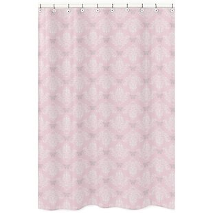 Alexa Single Shower Curtain
