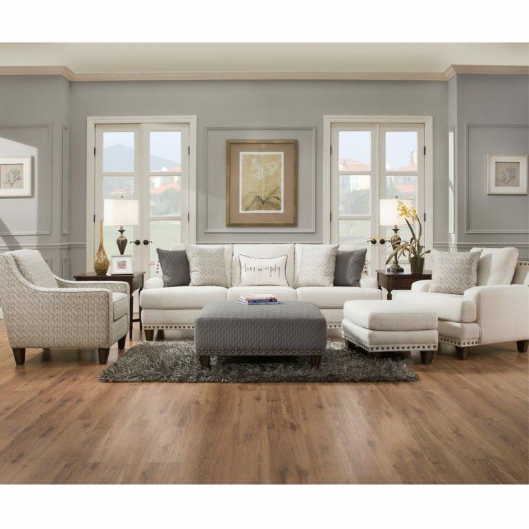 Darby Home Co Guerro Configurable Living Room Set & Reviews | Wayfair
