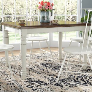 Extendable Dining Table Laurel Foundry Modern Farmhouse