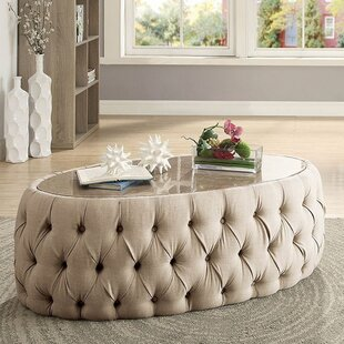 Tavon Coffee Table by House of Hampton