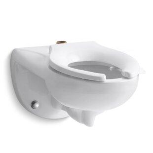Kohler Kingston Dual Flush Elongated Toil..