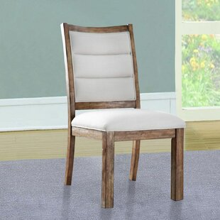 Robyn Upholstered Dining Chair Set of 2 by One Allium Way