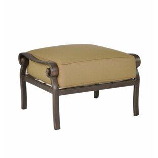 Leona Veracruz Ottoman with Cushion