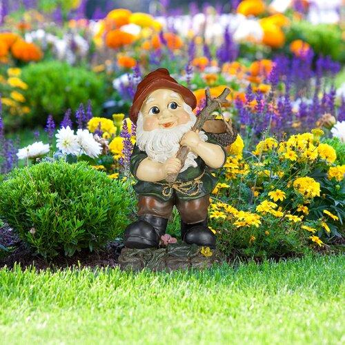 Gartenzwerg Cusick Happy Larry | Garten > Dekoration > Gartenzwerge | Happy Larry