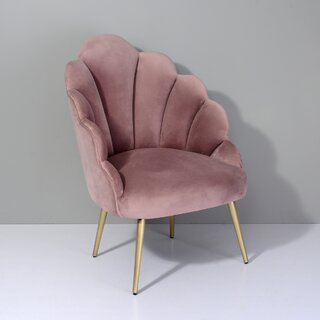 Alayah Blush  Slipper Chair by Mercer41 SKU:EA163199 Check Price