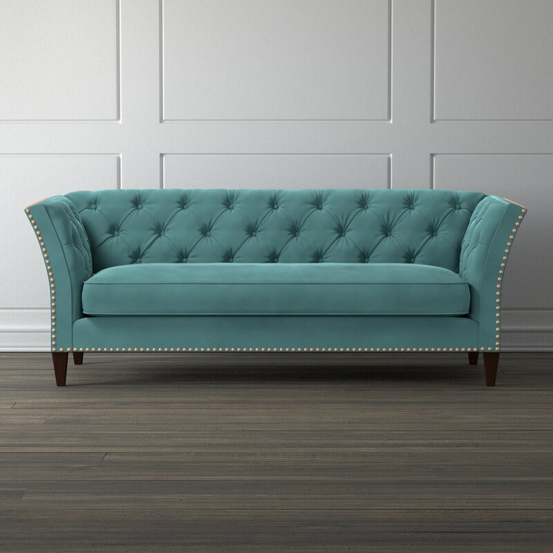 Perfect Gilmore Chesterfield Sofa