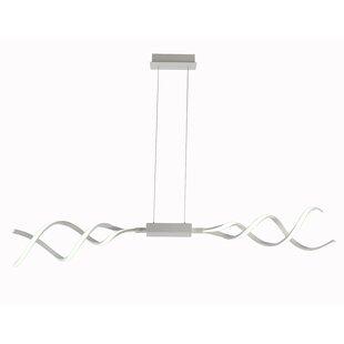 Orren Ellis Wills 1-Light LED Novelty Pendant