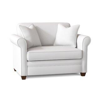 Gloria Armchair by Wayfair Custom Upholstery