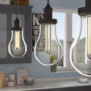 Jodi 1-Light Bulb Pendant ..