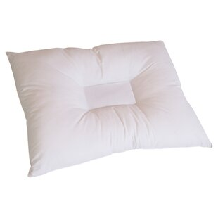 Pillow with Purpose™ Comfort Cradle Anti Stress Polyfill Standard Pillow