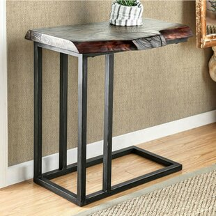 Poirier End Table by Union Rustic